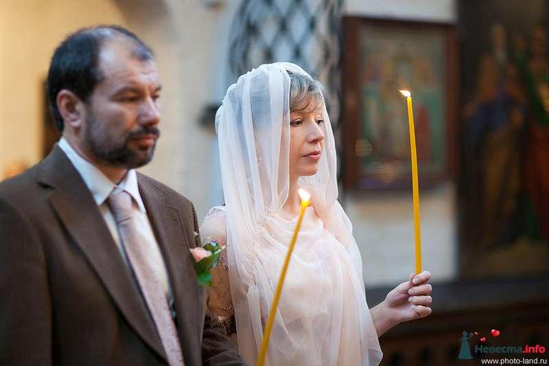 Венчание. Москва  - фото 96475 Свадебные фотоистории от Андрея Егорова