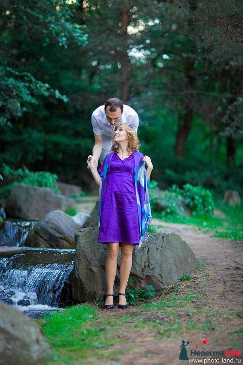 Фото 108161 в коллекции Предсвадебное Лавстори Аллы и Паши - Свадебные фотоистории от Андрея Егорова