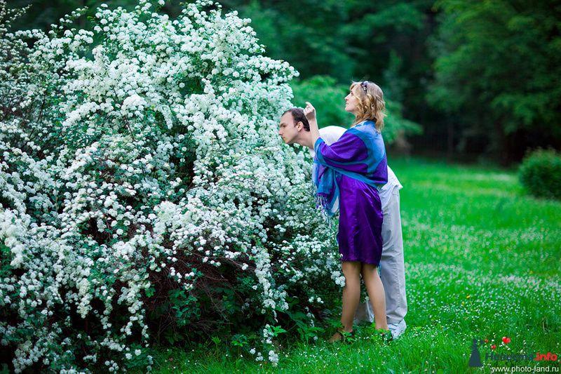Фото 108172 в коллекции Предсвадебное Лавстори Аллы и Паши - Свадебные фотоистории от Андрея Егорова