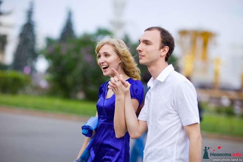 Фото 108219 в коллекции Предсвадебное Лавстори Аллы и Паши - Свадебные фотоистории от Андрея Егорова
