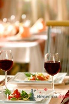 Романтический ужин в ресторане гостиницы Максима Заря - фото 5045 Maxima Hotels - отель