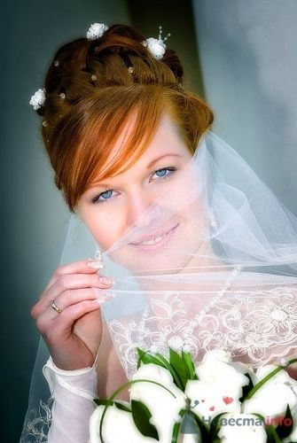 Фото 6350 в коллекции Свадебные фото