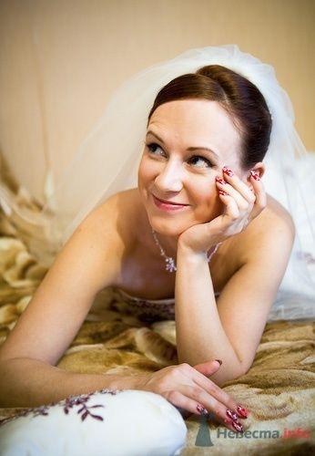 Фото 69136 в коллекции Наша самая счастливая свадьба - Счастливая Ксю