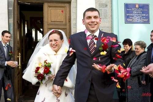 Фото 69151 в коллекции Наша самая счастливая свадьба - Счастливая Ксю
