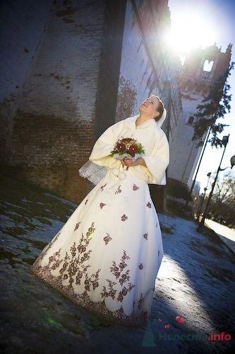Фото 69186 в коллекции Наша самая счастливая свадьба - Счастливая Ксю