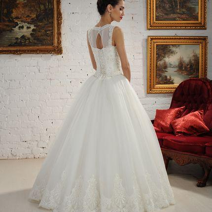 Свадебное платье Дэвиль