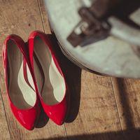 мои карамельный туфельки:)