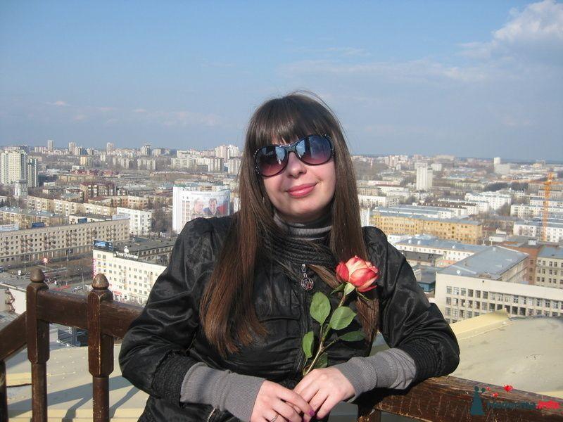 На крыше Антея-смотровая площадка в Екатеринбурге - фото 96944 Wikiky