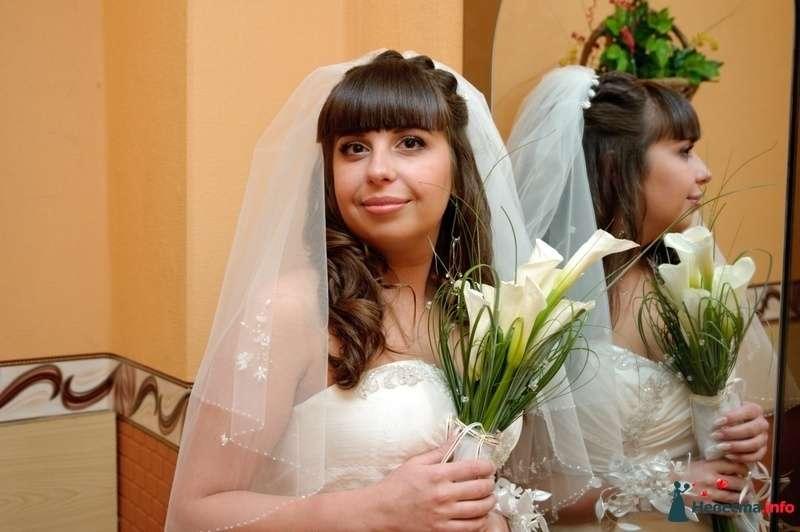 В комнате невесты - фото 127346 Wikiky