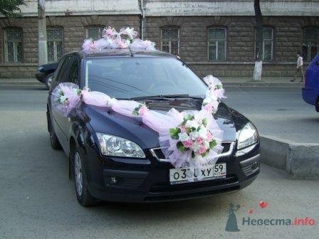 """Фото 72252 в коллекции оформление свадебных автомобилей - """"Дом праздника"""" - свадебное оформление"""