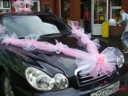 """Фото 72254 в коллекции оформление свадебных автомобилей - """"Дом праздника"""" - свадебное оформление"""