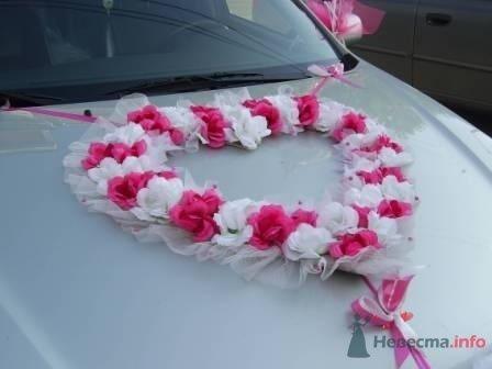 """Фото 72256 в коллекции оформление свадебных автомобилей - """"Дом праздника"""" - свадебное оформление"""