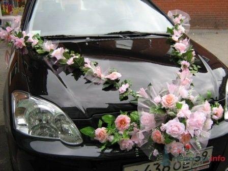 """Фото 72260 в коллекции оформление свадебных автомобилей - """"Дом праздника"""" - свадебное оформление"""