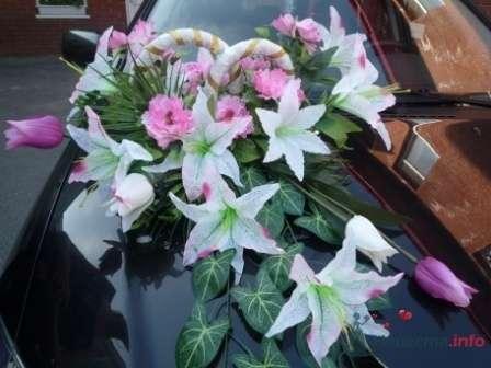 """Фото 72273 в коллекции оформление свадебных автомобилей - """"Дом праздника"""" - свадебное оформление"""