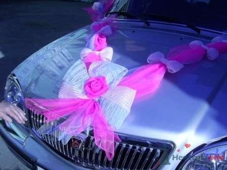 """Фото 72274 в коллекции оформление свадебных автомобилей - """"Дом праздника"""" - свадебное оформление"""