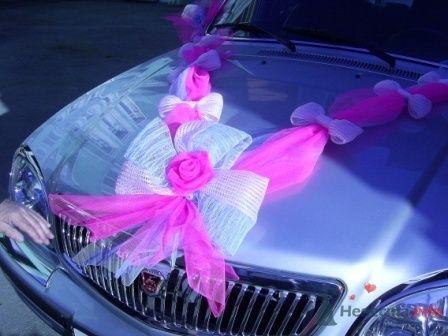 Фото 72274 в коллекции оформление свадебных автомобилей