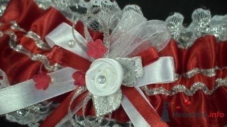 """Фото 72292 в коллекции подвязки - """"Дом праздника"""" - свадебное оформление"""