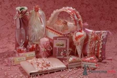 """Фото 72447 в коллекции свадьба в едином стиле (коллекции свадебных аксессуаров) - """"Дом праздника"""" - свадебное оформление"""