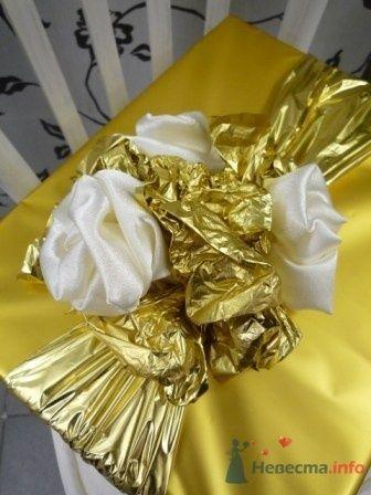 """Фото 72670 в коллекции упаковка подарков - """"Дом праздника"""" - свадебное оформление"""