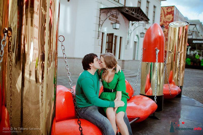 Катя и Серж. Love story.
