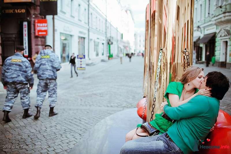 Катя и Серж. Love story. - фото 86701 Свадебный фотограф. Татьяна Гаранина