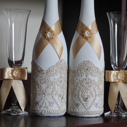 Шампанское оформление