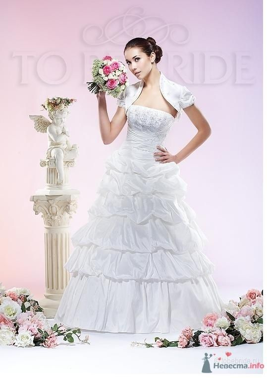 Фото 77894 в коллекции Свадебные платья - Нютка
