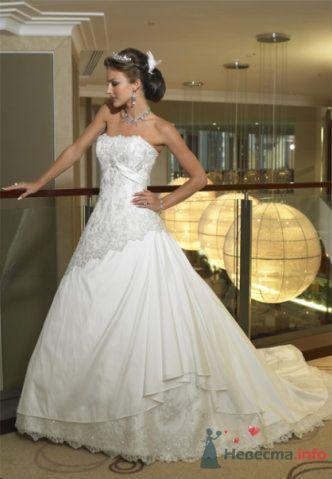 Фото 77899 в коллекции Свадебные платья - Нютка