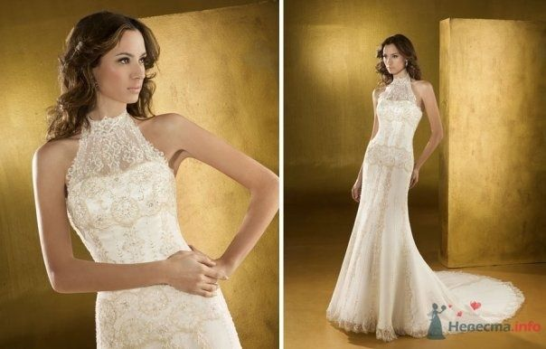 Фото 77912 в коллекции Свадебные платья
