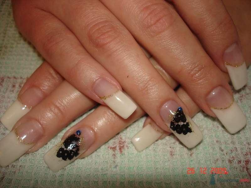 Фото 71936 в коллекции Наращивание ногтей, маникюр - Олеся Валерьевна