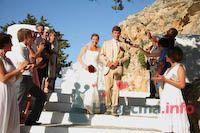 Фото 72552 в коллекции Свадьба Дмитрия и Марии. 12 сентября 2009 г., Греция, о. Родос. - Невеста01