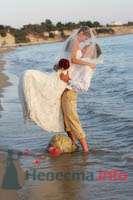 Фото 72556 в коллекции Свадьба Дмитрия и Марии. 12 сентября 2009 г., Греция, о. Родос. - Невеста01