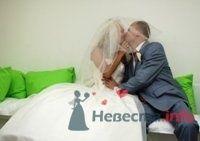 Фото 72572 в коллекции Свадьба Олега и Ольги. 12 июня 2009 г., Москва. - Невеста01