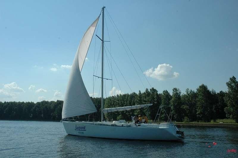 """Яхта """"Легрина"""" - фото 74089 СК """"Виктория"""" - свадьба на яхте,парусном фрегате"""