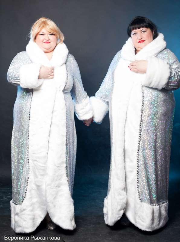 """зима - фото 3439933 Шоу толстушек """"Красотки Рубенса"""""""