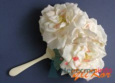 Веер из цветов - фото 73974 Веера от L'atelier «Ylikor»