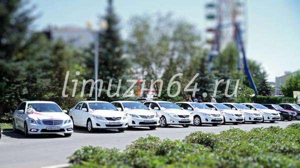 "КОРТЕЖ - Toyota Corolla белые - фото 633557 Агентство ""Кортеж"" - аренда транспорта"