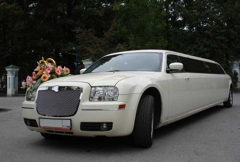 "Chrysler - LIMOUSINE - фото 633607 Агентство ""Кортеж"" - аренда транспорта"