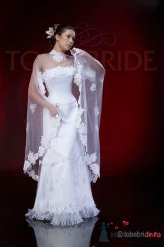 Фото 4416 в коллекции свадебные платья - Zgena-2008