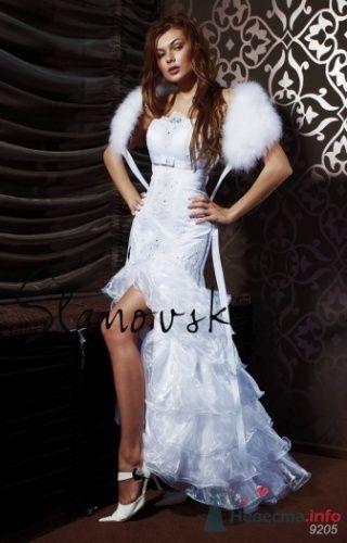 Фото 4418 в коллекции свадебные платья - Zgena-2008