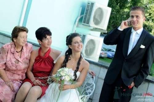 Фото 7308 в коллекции Свадебная фотография - Свадебный фотограф Альберт Хаиров