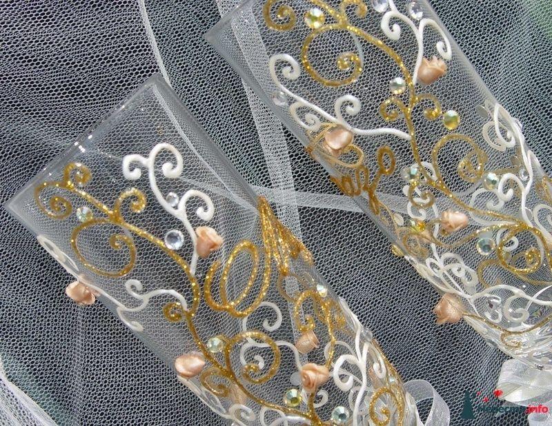 Фото 85497 в коллекции Свадебные бокалы