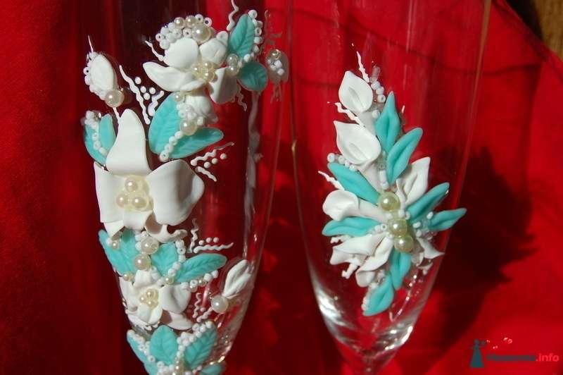 Фото 99868 в коллекции свадебные бокалы!!!!! - Невеста01