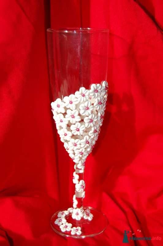 Фото 107112 в коллекции Свадебные бокалы - Невеста01