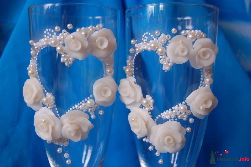 Фото 108731 в коллекции свадебные бокалы!!!!! - Невеста01
