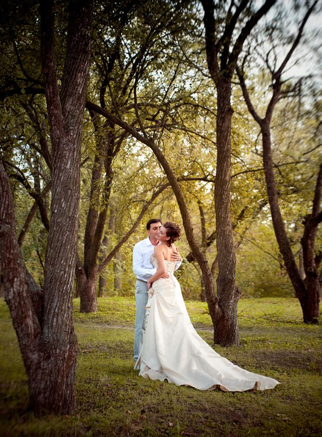 Фото 835729 в коллекции Свадебные фото - фотограф Екатерина Мужевская