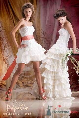 Фото 76555 в коллекции платье мечты - Невеста01