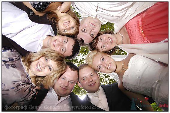 Фото 74614 в коллекции свадебные фото - Денис Соколов