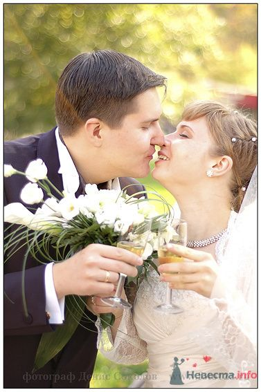 Фото 74839 в коллекции свадебные фото - Фотограф Денис Соколов