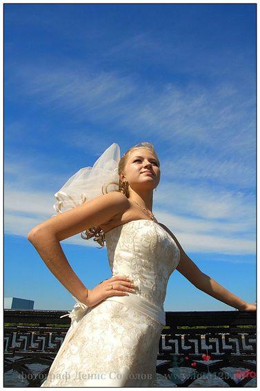 Фото 74862 в коллекции свадебные фото - Фотограф Денис Соколов